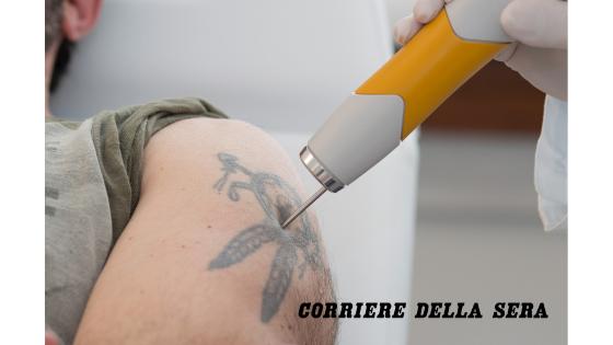 Tatuaggi: ripensarci fa male? – Corriere Salute
