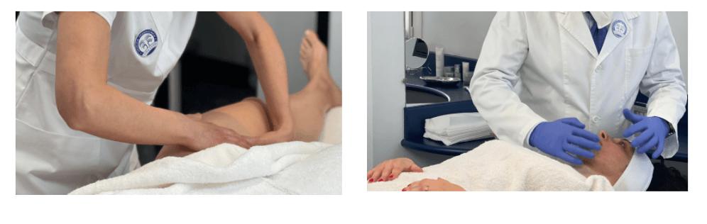Massaggi per prevenire il rilassamento cutaeneo