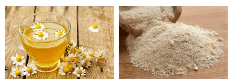 L'impaccoccione: rimedio naturale contro le scottature