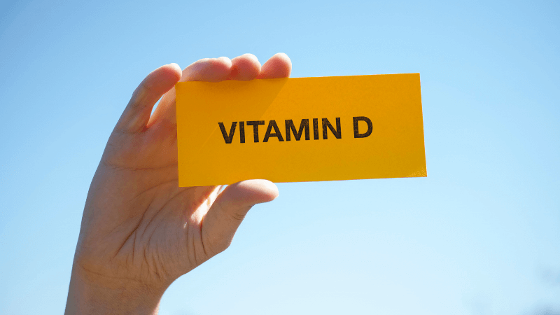 vitamina D tra i benefici del sole